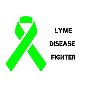 lyme disease awareness lyme disease fighter